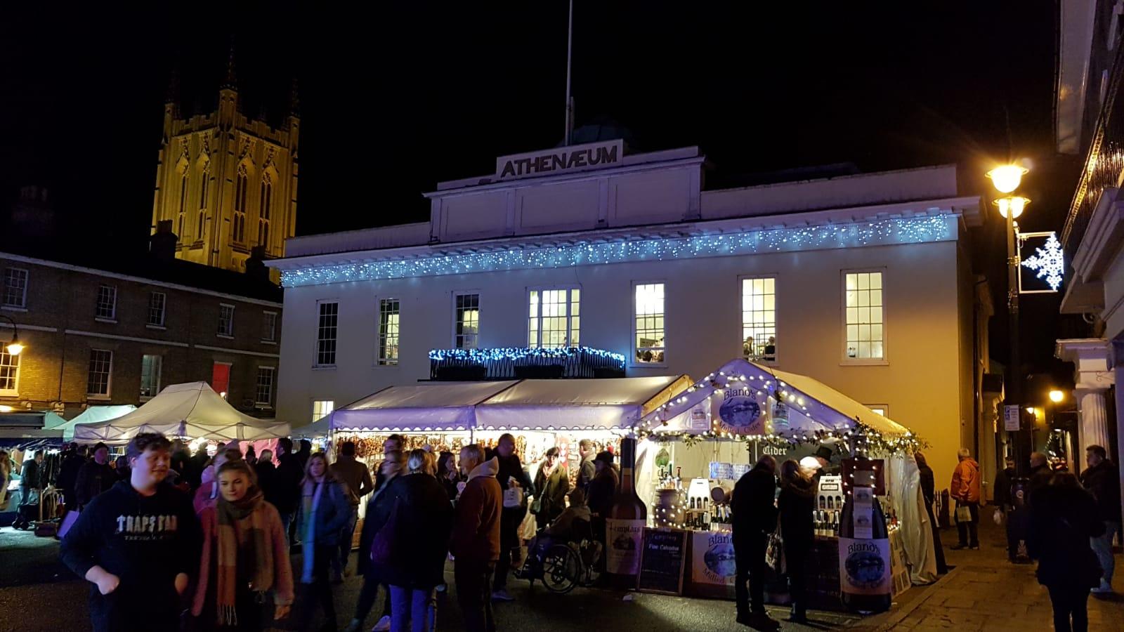 Bury Christmas Market