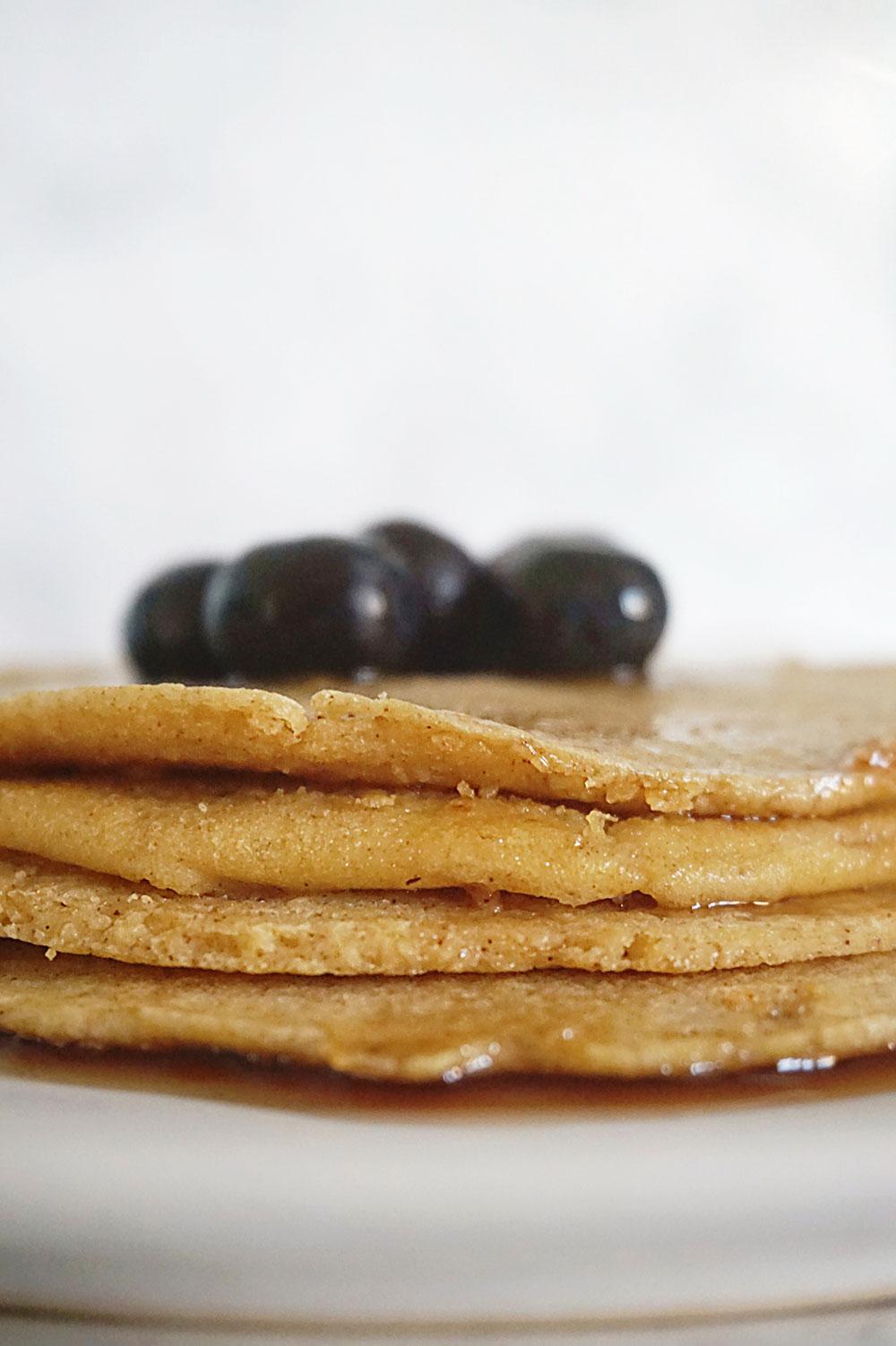 healthyoatpancakes