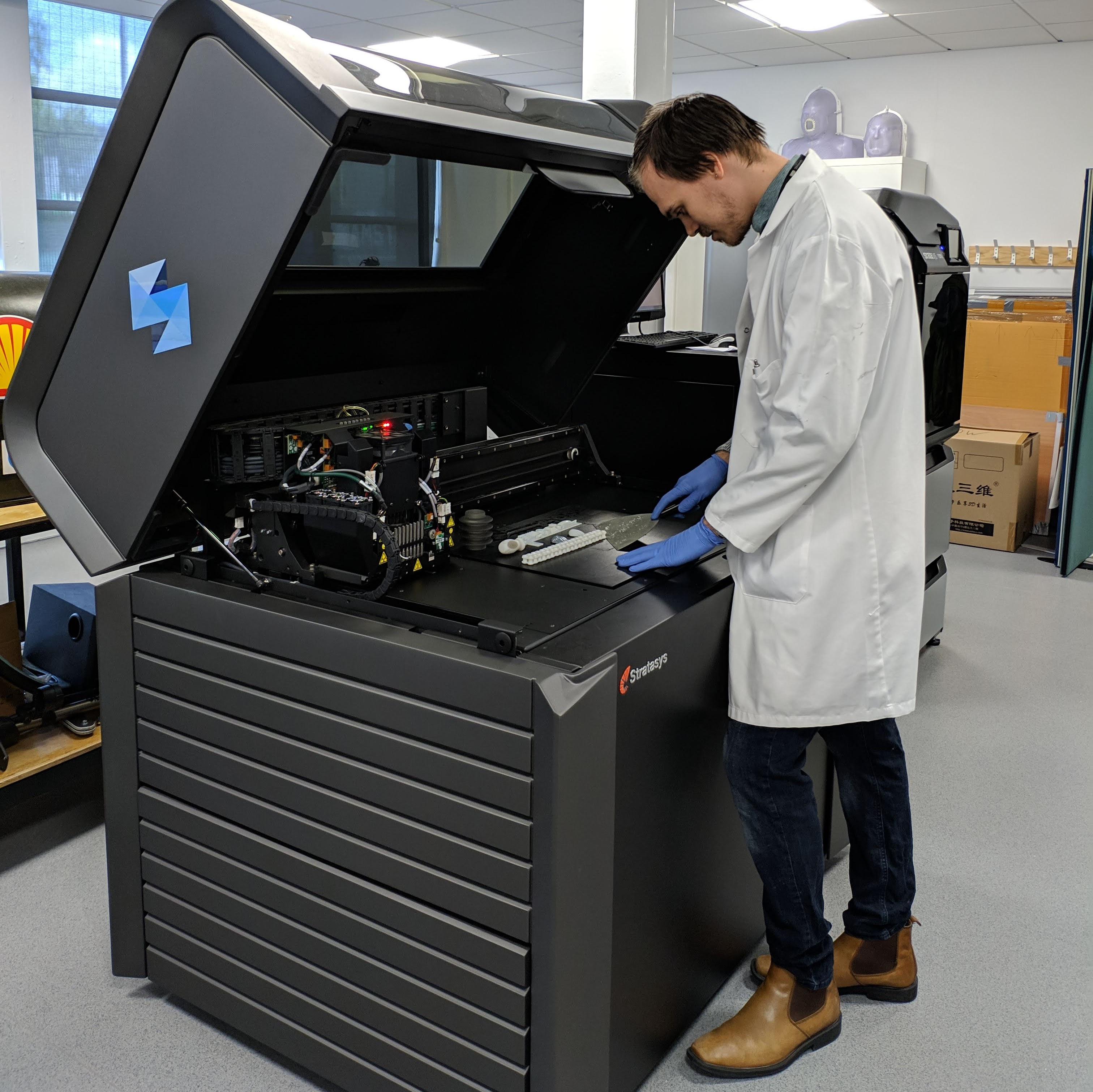 3D printing facilities at University of Suffolk (4)
