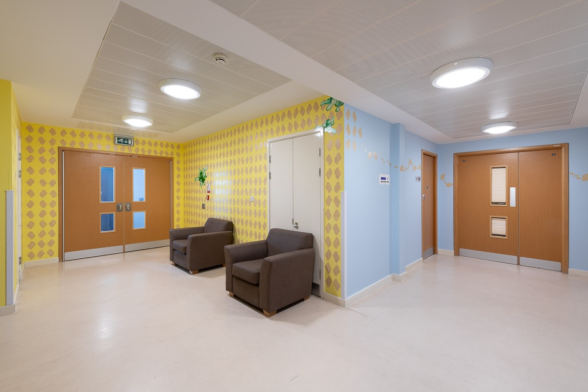 Hospital Rooms 4