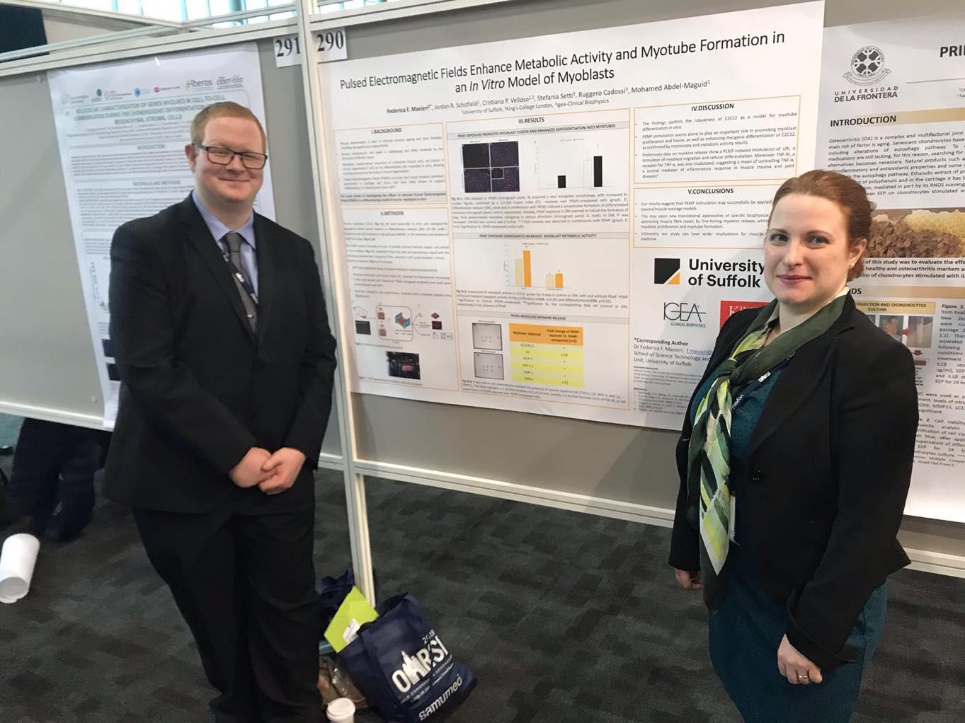 Jordan Schofield and Dr Federica Masieri