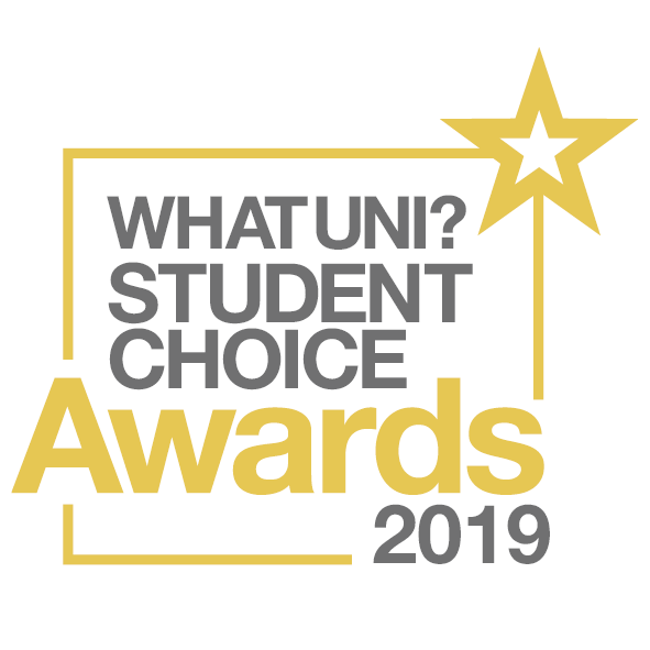 WhatUni Award Logo