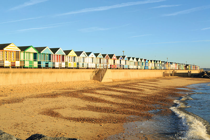 Image of Suffolk beach