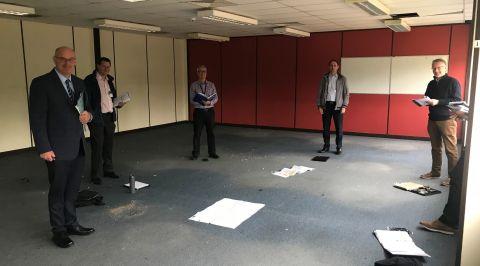 #2 pre-start meeting