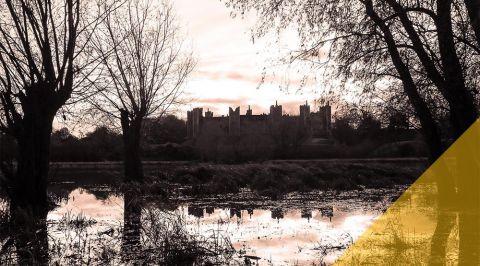 blogmainimagetemplate framlingham castle. Credit Peregrine Bush
