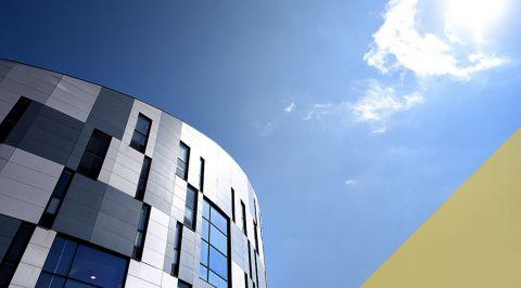 University of Suffolk campus buildings