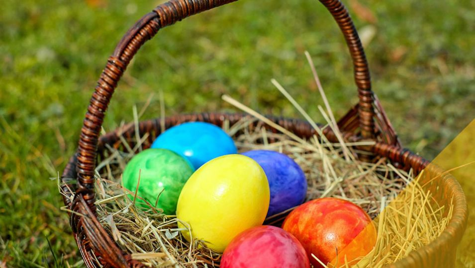 what to do over easter