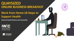 Work from Home: 18 Steps to Support Health