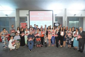 Adult Learners Winners and Runners up 2015