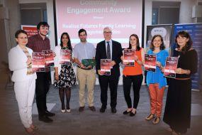 Community Engagement- Realise Futures x8