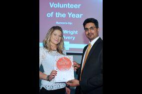 K Wright - Volunteer RU x2
