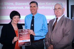Sizewell & Leiston Karate Club x3