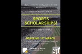 Sports Scholorships