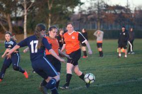UoS Womens football team 3