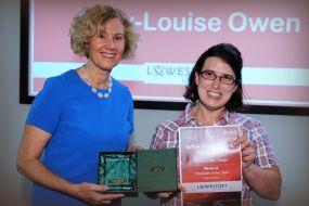 Volunteer- Mary-Louise Owen x2