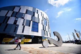 Campus Buildings  (2)