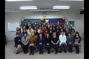 Group Photo. Keio University.JPG