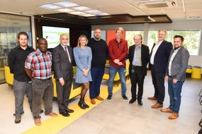 Juniper and University of Suffolk launch event