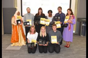 Suffolk Adult Learners Awards 2019 Winners- University of Suffolk