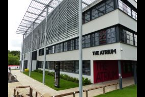 The Atrium, University of Suffolk 0