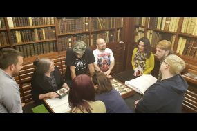 Visit to the National History Museum and the Linnean Society 3