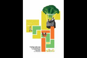 oOdles poster 1 Sabina Manolache- Graphic Design