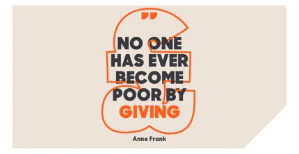 Give To Others twitter