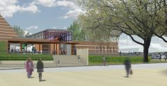 Plans for new heritage centre approved