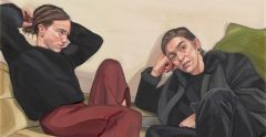 Work by a Fine Art Graduate is shortlisted for the BP Portrait Award