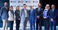 Partnership and Centre for Health and Wellbeing Research Centre launches