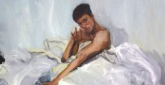 Beneath the Skin. An exhibition of paintings and other works by Annabel Mednick