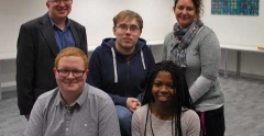 Bursaries from Ipswich Borough Council support UCS students
