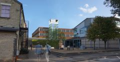 Tender awarded to create a new health and wellbeing quarter
