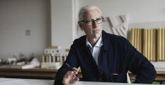 Renowned architect appointed the University's first Visiting Professor in Architecture