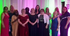 Event held to celebrate the nurses of the future