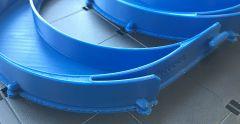 Prusa headbands from the industrial-grade printer- University of Suffolk