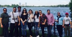 Students benefit from study tour of Romania