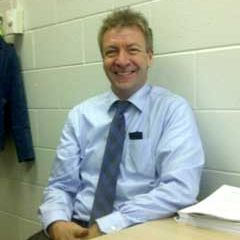 Dr Steve McKenna, Visiting Professor of Human Resource Management