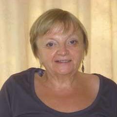 Gwen Parsons, 2012 Honorary Fellow