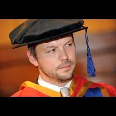 Jimmy Doherty, 2010 Honorary Graduate