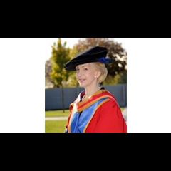 Lady Barbara Judge, 2008 Honorary Graduate