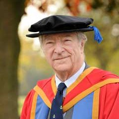 Lord Cunliffe, 2008 Honorary Graduate