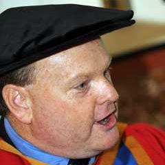 Mark Murphy, 2010 Honorary Graduate