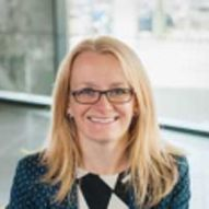 Polly Bridgman, Director of External Relations and Marketing
