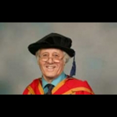 Professor Chris Green, OBE, 2009 Honorary Graduate