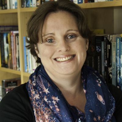 Rachel Churcher-Author photo
