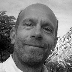 Todd Strehlow profile mono sq 240